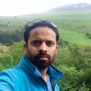 Mr. Sujit Sahasrabudhe